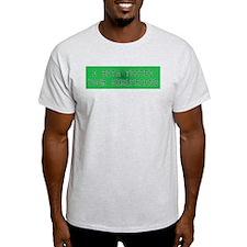 I Beta Tested Your Girlfriend Light T-Shirt