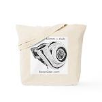 Boost Gear - 60mm + Club - Turbo Tote Bag