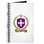 LORD Family Crest Journal