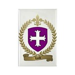 LORD Family Crest Rectangle Magnet (10 pack)