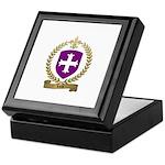 LORD Family Crest Keepsake Box