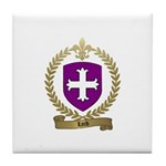 LORD Family Crest Tile Coaster