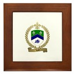 LORE Family Crest Framed Tile