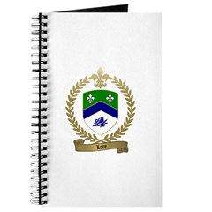 LORE Family Crest Journal