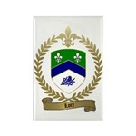 LORE Family Crest Rectangle Magnet