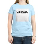 Big Thing Women's Pink T-Shirt