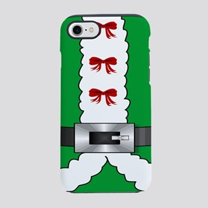 North Pole Christmas Elf iPhone 8/7 Tough Case