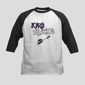 Kira Kids Baseball Jersey
