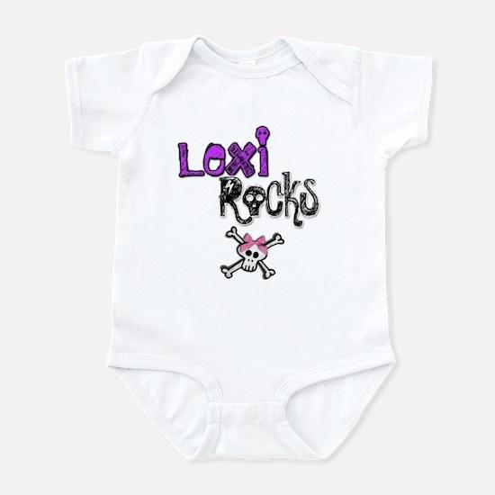 Lexi Infant Bodysuit