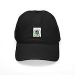 LORRAIN Family Crest Black Cap