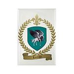 LORRAIN Family Crest Rectangle Magnet (100 pack)