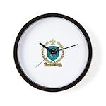 LORRAIN Family Crest Wall Clock