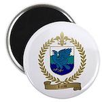 LUCAS Family Crest Magnet