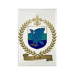 LUCAS Family Crest Rectangle Magnet (10 pack)