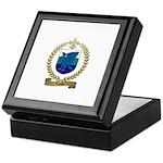 LUCAS Family Crest Keepsake Box