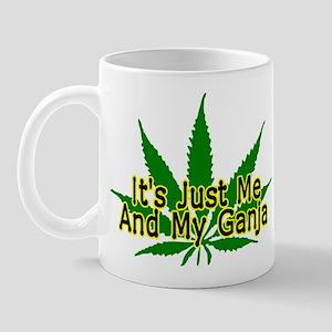 Me And My Ganja Mug
