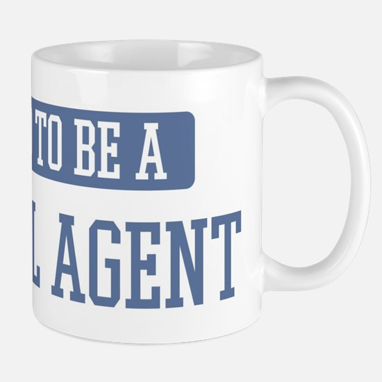 Proud to be a Travel Agent Mug