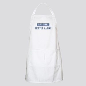 Proud to be a Travel Agent BBQ Apron