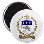 MAHIER Family Crest Magnet