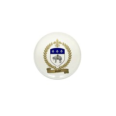 MAHIER Family Crest Mini Button (10 pack)