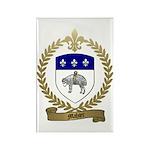 MAHIER Family Crest Rectangle Magnet (100 pack)