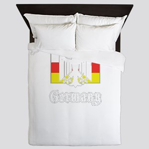Deutschland Germany Queen Duvet