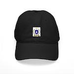 MAILLET Family Crest Black Cap