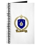 MAILLET Family Crest Journal