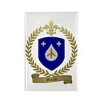 MAILLET Family Crest Rectangle Magnet (10 pack)