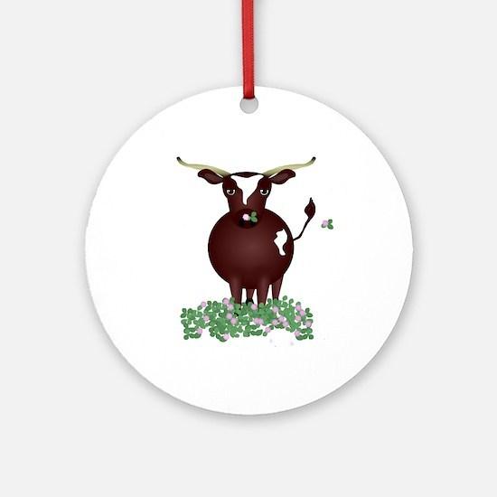 Ferdinand Ornament (Round)