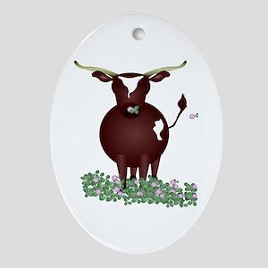 Ferdinand Oval Ornament