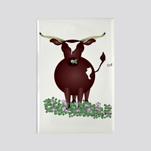 Ferdinand Rectangle Magnet (10 pack)
