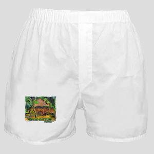 Bocas del Toro, Panama Boxer Shorts
