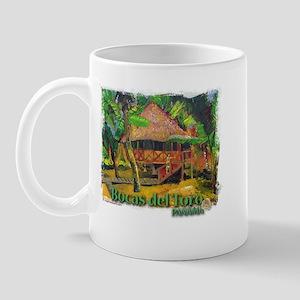 Bocas del Toro, Panama Mug