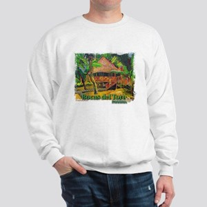 Bocas del Toro, Panama Sweatshirt