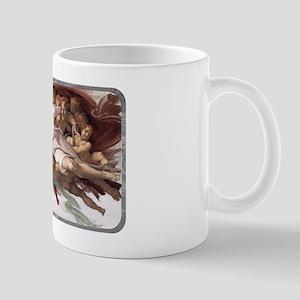 Michelangelo Code Mug
