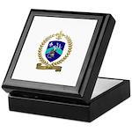 MALETT Family Crest Keepsake Box