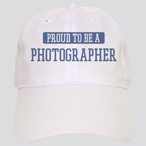 Proud to be a Photographer Cap
