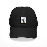 MALETTE Family Crest Black Cap