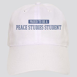 Proud to be a Peace Studies S Cap