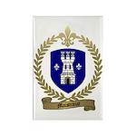 MAISONNAT Family Crest Rectangle Magnet (100 pack)