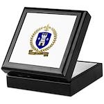 MAISONNAT Family Crest Keepsake Box