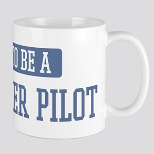 Proud to be a Helicopter Pilo Mug