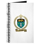 MARQUIS Family Crest Journal