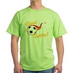 Goal Getter Green T-Shirt