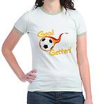 Goal Getter Jr. Ringer T-Shirt