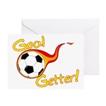 Goal Getter Greeting Card