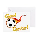 Goal Getter Greeting Cards (Pk of 20)
