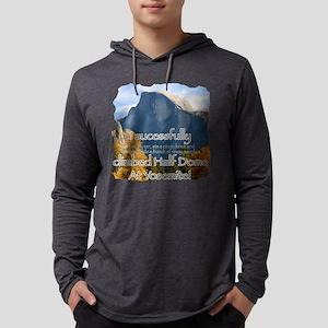 torniclimedhalfdome Long Sleeve T-Shirt