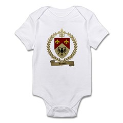 MASSON Family Crest Infant Creeper